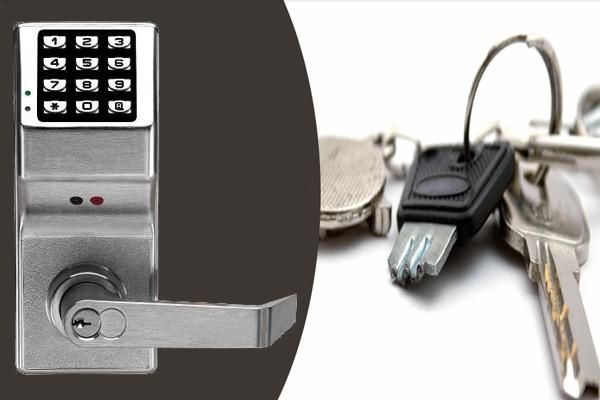 commercial locksmith Houston